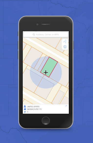 Online Map App